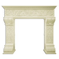 Декоративный портал камина Fabello Decor FP 1104